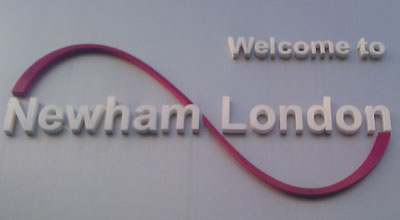 welcome To Newham