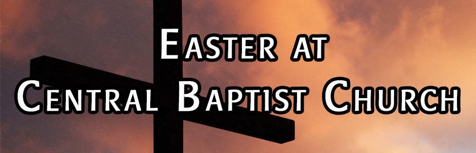 Come Join us for our Easter Services